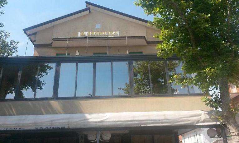 Hotel orchidea cesenatico